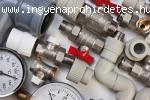 Vízszerelés, vízszerelő Budapesten és Pest megyében